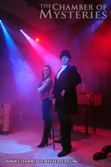 Chamber of Mysteries Dinner Show