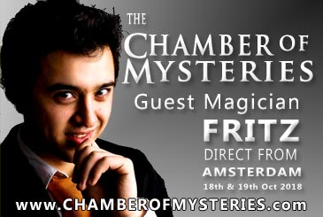 Chamber of Mysteries Malta Special